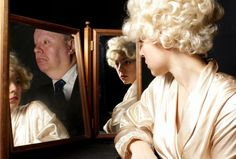 Sex, obsession and yearning for the unobtainable… HITCHCOCK BLONDE by Terry Johnson at Maddermarket Theatre Norwich