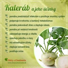 kalerab[1] Raw Food Recipes, Healthy Recipes, Home Bakery, Dieta Detox, Natural Medicine, Natural Health, Wellness, Meal Planning, Health Tips