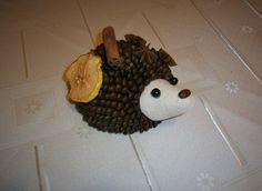 kávový ježeček