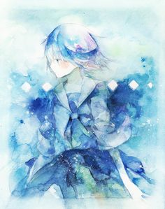 「bluer」/「カイテー」のイラスト [pixiv]