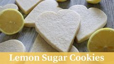 Lemon Sugar Cookies ~ 6 Cakes & More, LLC These Lemon Sugar Cookies are an amazing flavor all year long! My customizable royal icing flavored with lemon extract pairs wonderfully with these! Lemon Sugar Cookies, Sugar Cookies Recipe, Sugar Cookie Icing, Cookie Flavors, Cookie Recipes, Cookie Ideas, Baking Recipes, Pastry Recipes, 6 Cake