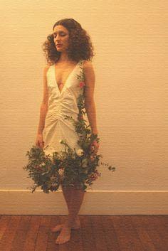 PURPURINE: La robe arbre