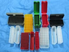 Ammo Boxes / Cases / Storage - Various Sizes and Calibers #Unbranded