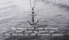 sadness - Sad Quotes Photo (33422434) - Fanpop  Sometimes, just like that.