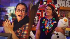 Disney Store Surprises Holiday Shoppers -  Share the Magic Video
