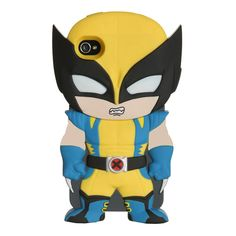 Wolverine iPhone 4/4S Case  by Chara-Covers, $28