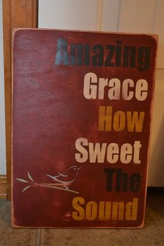 hand painted wood signs scripture signs quotes by DesignsOnSigns3, $35.00