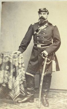 CDV-Civil-War-Colonel-George-W-Travers-46th-New-York-WIA-Petersburg-Crisp