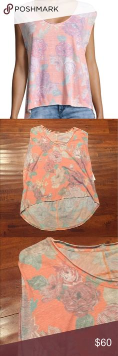 NWT Free People Gardenia Top Excellent condition. No rips, stains, or flaws. True to size. Free People Tops
