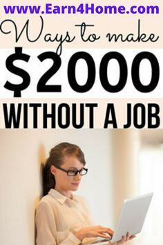 $2,000 In Just Five Days | Make Money Online | Passive Income | Work From Home | Affiliate Marketing | Business | Personal Finance Way To Make Money, Make Money Online, How To Make, Online Work From Home, Passive Income, Personal Finance, Affiliate Marketing, Business, Earn Money Online
