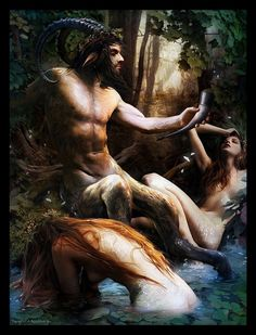 In Greek religion and mythology, Pan (Ancient Greek: Πᾶν, Pān) is the god of the wild, shepherds and flocks, nature, of mountain wilds, hunting and rustic music, and companion of the nymphs