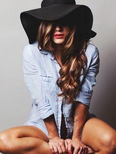 Где какие шляпы носят: фото, с чем и как носить шляпы разных моделей