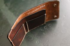 Custom Wallet | Jacobson Leather