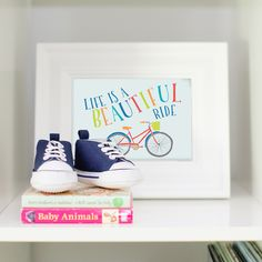 Project Nursery - Art Print from Uh Oh Pasghettio