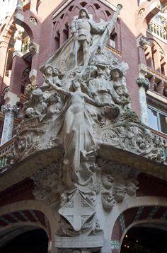 Barcelona Palau de la Musica 3