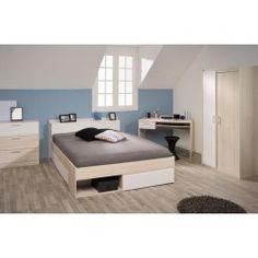Bed Most 140x190/200cm - acacia