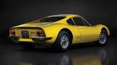 1970 Ferrari Dino 246 GT L Series 2 • TheCoolist - The Modern Design Lifestyle Magazine