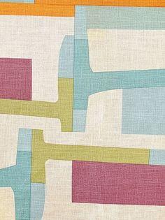 DecoratorsBest - Detail1 - Christopher Farr Span - Ecru - Span - Ecru - Fabrics - DecoratorsBest