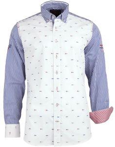 Für Herren, die Wert auf ein stimmiges #Outfit und höchste #Qualität legen, ist die maritime #Mode von Claudio Campione ein absolutes Muss .