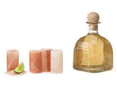 HIMALAYAN SALT TEQUILA GLASSES-  4 | Shot Glasses, Unique Barware- a good man gift?!