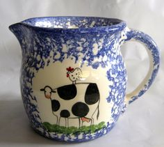 love love molly dallas pottery spatterware pinterest