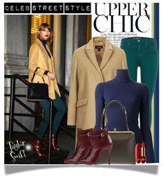 """Celeb Street Style....Taylor Swift"" by sarah-crotty on Polyvore"