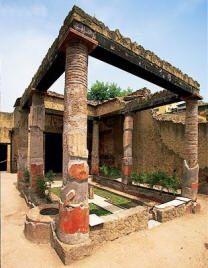 ITALY-Herculaneum Walking Tour Part 3