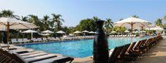 Caricias del agua que compiten con las del sol. Ixtapa