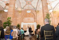 How beautiful do these marble pillars look for a wedding day!? #TheStateRoom #albany #upstateweddings thestateroomalbany.com