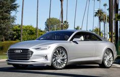Audi A Luxury Mid-Sizes Sedan Redesign Mid Size Sedan, Audi A6, Bmw, Luxury, Model, Mathematical Model, Scale Model, Models