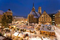 Our new destination - Stuttgart from 378 PLN round trip. | Nasz nowy kierunek - Stuttgart od 378 zł w obie strony.