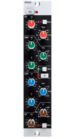 Solid State Logic SSL X-Logic E-Series EQ. XLogic X-Rack E Series EQ Module. £519 (ex VAT)