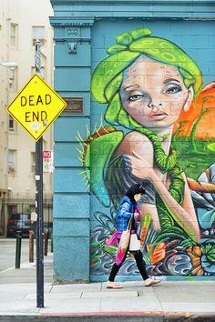 Dead End Tenderlion  San Francisco  www.mitchellfunk.com