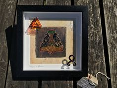 Vikings, Frame, Painting, Collection, Home Decor, Art, The Vikings, Picture Frame, Art Background