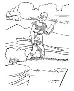Thomas Edison Coloring Page US History coloring pages