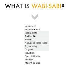 Image result for wabi sabi graphic design