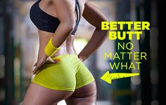 How to Get Booty Benefits from ANY Workout  http://www.womenshealthmag.com/fitness/butt-exercises-during-workout?cid=soc_Women%2527s%2520Health%2520-%2520womenshealthmagazine_FBPAGE_Women%2527s%2520Health__