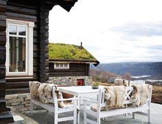 Sommerhouse in Telemark, Norway