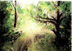 Soft Pastels, Painting, Art, Art Background, Painting Art, Kunst, Paintings, Performing Arts, Painted Canvas