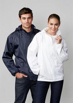 Unisex Spinnaker Jacket.   #jackets #winterwear
