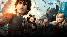 """How to Train Your Dragon 2 full HD movie free Download How to Train Your Dragon 2is a 2014 American3Dcomputer-animatedactionfantasy film. It is based on the book series """"How to Train Your Dragon """"by Cressida Cowell. How to Train Your Dra"""