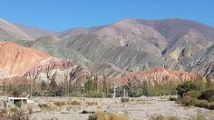 Cerro de los siete colores - Jujuy, Argentina