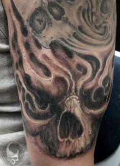 Paul Booth Tattoo Art