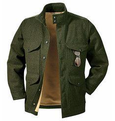 Filson Wool Overshirt Filson Men s virgin wool long sleeve shirt Nau.com.