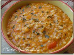 Zuppa di orzo e zucca 1