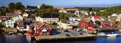 Langesund Harbour