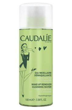 LOViNG cleansing waters like this one! CAUDALIE CAUDALÍE Makeup Remover Cleansing Water available at #Nordstrom