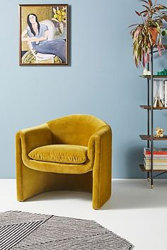 Hanging Furniture, Cool Furniture, Furniture Design, Living Room Chairs, Living Room Furniture, Lounge Chairs, Seat Cushions, Living Spaces, Small Living