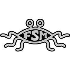 Flying Spaghetti Monster Emblem