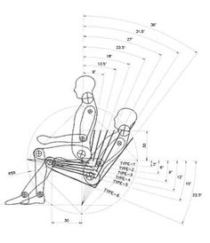 J. Ohara seating angles - Google Search